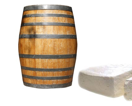 barrel aged feta